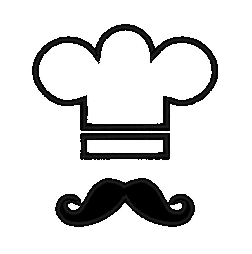 862x870 Chef Hat Image Free Download Clip Art