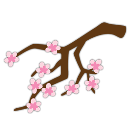 270x270 Free Svg File Sure Cuts A Lot 03.18.11 Cherry Blossoms