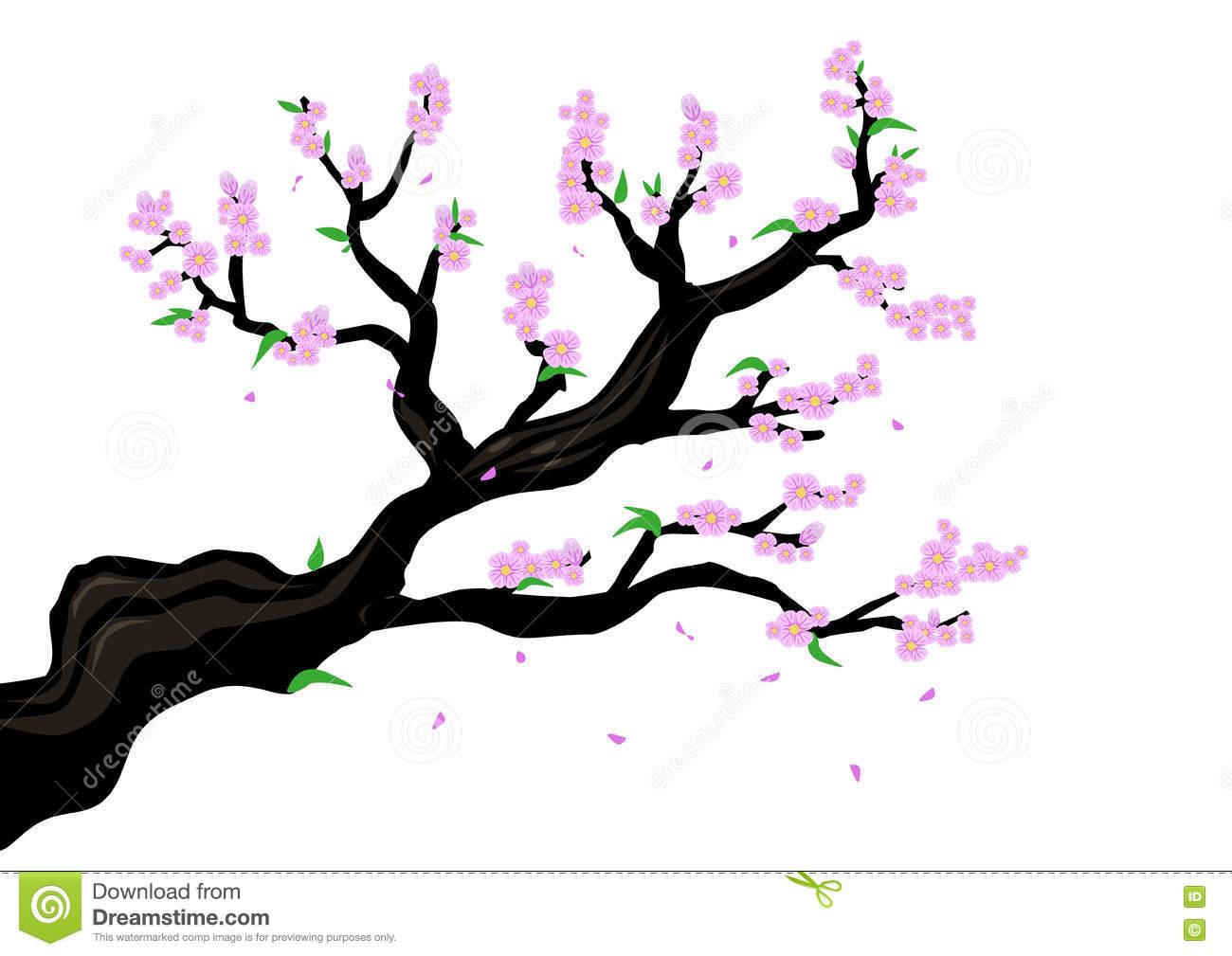 1300x1009 Branch Clipart Sakura