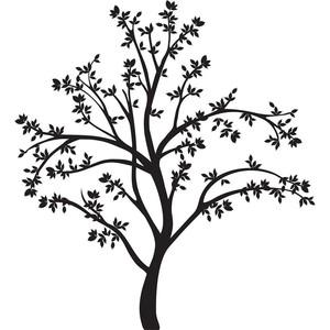 300x300 Cherry Tree Clipart Almond Tree
