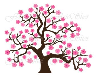 340x270 Branches Clipart Vector Branches Clip Art Tree Branch Silhouette
