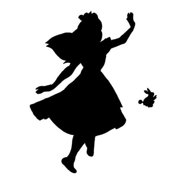 600x600 Alice In Wonderland Liked On Polyvore Featuring Fillers, Alice