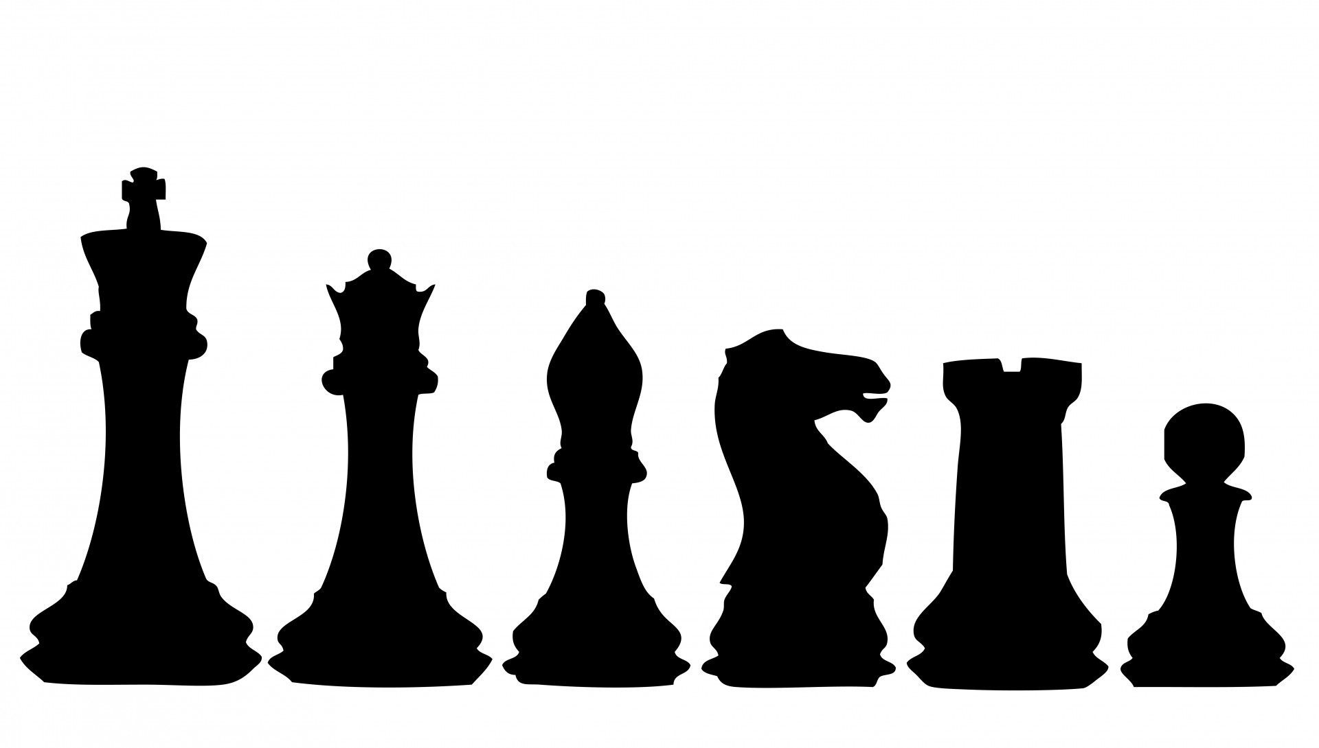 1920x1090 Chess Pieces Clipart Free Stock Photo