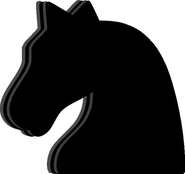 600x567 Black Knight Clip Art