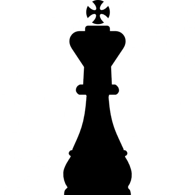 626x626 King Chess Piece Shape Icons Free Download