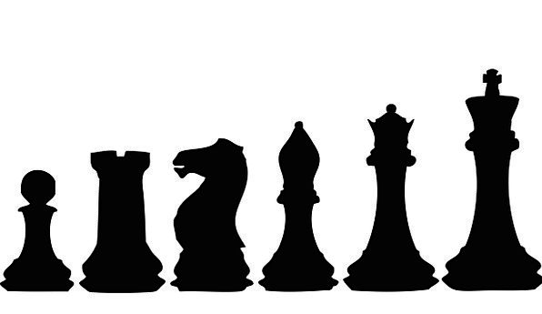 596x345 Chess, Chess Piece, Piece, Chess Pieces, Pawn, Black, Dark, Bishop