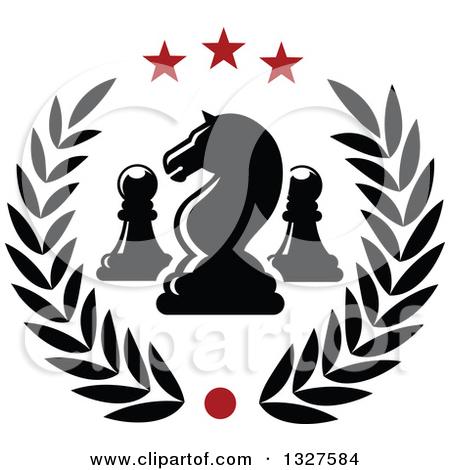 450x470 Chess Clipart Logo