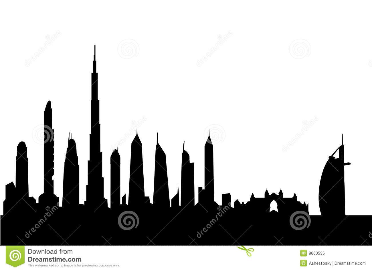 1300x948 Building Clipart Skyline
