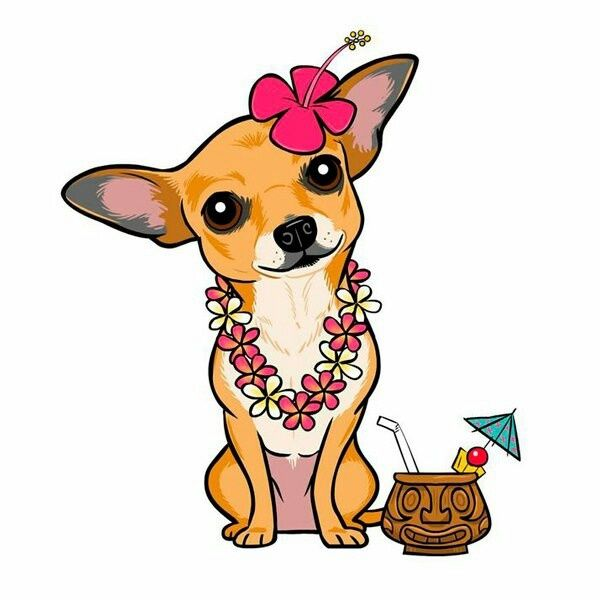 600x600 Clever Chihuahua Clipart Silhouette Of A Dog Stock Photography