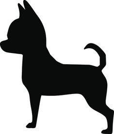 235x278 Chihuahua Silhouette Vector Graphics Chihuahua
