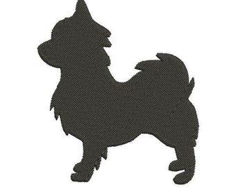 340x270 Chihuahua Silhouette Etsy