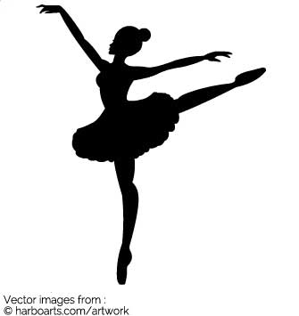 335x355 Download Ballerina Arabesque