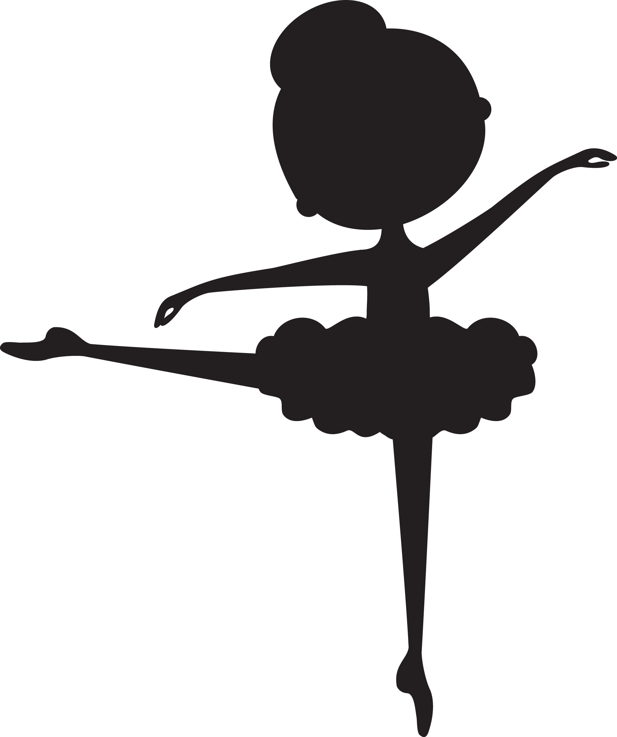 1969x2351 Images Of Ballet Silhouette Png