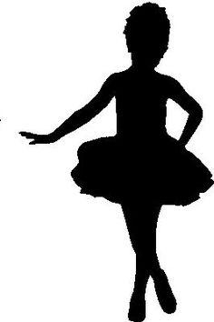 236x354 Ballerina Silhouette