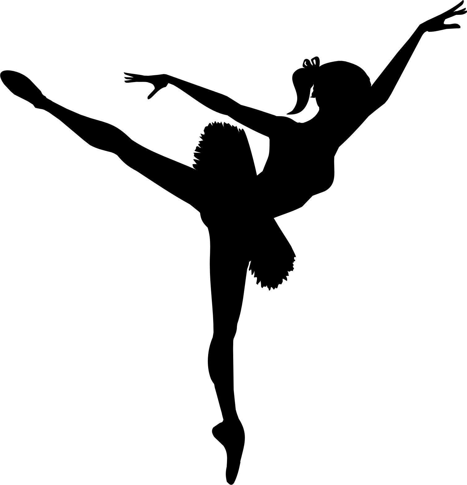 1510x1566 Clip Art Ballet Silhouette Clip Art
