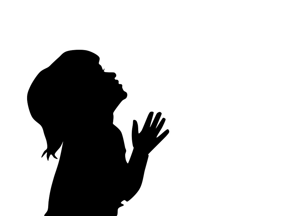 960x716 Free Photo Praying Child Silhouette Prayer Religion