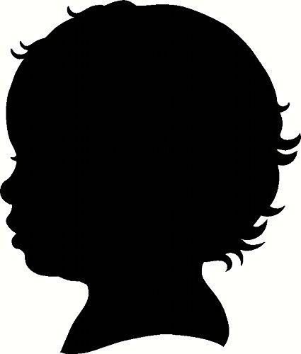 Child Profile Silhouette