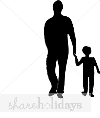 330x388 Dad And Child Clipart Fathers Day Clipart Amp Backgrounds