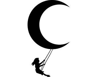 340x270 Little Girl Swinging Etsy