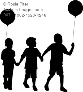 272x300 Illustration Of A Group Of Children Holding Hands