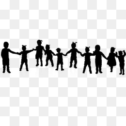260x260 Children Holding Hands Png, Vectors, Psd, And Clipart For Free
