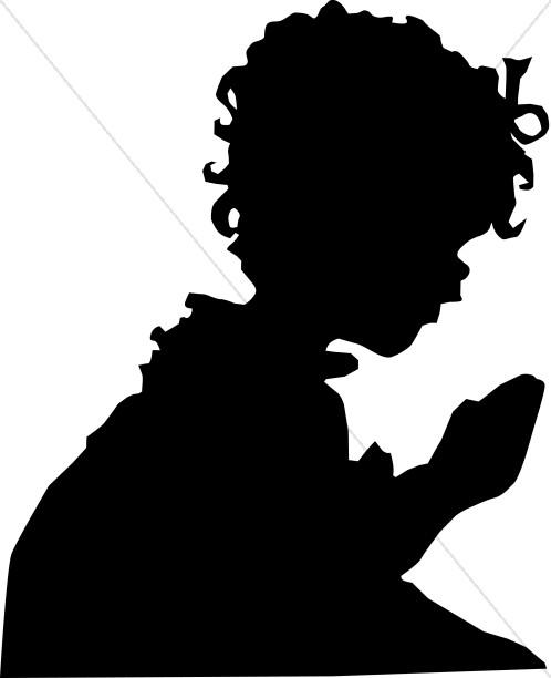 498x612 Child In Prayer Prayer Clipart