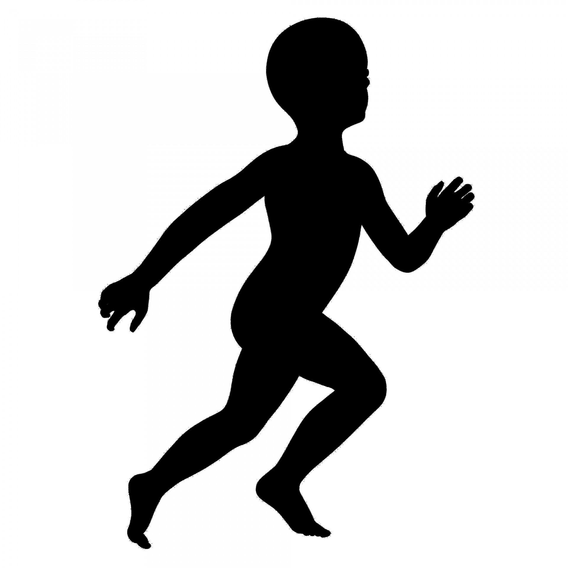 1920x1920 Kid Running Free Stock Photo