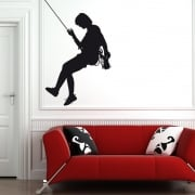 180x180 Silhouette Wall Stickers From Sport To Dancing Wallchimp Have It All