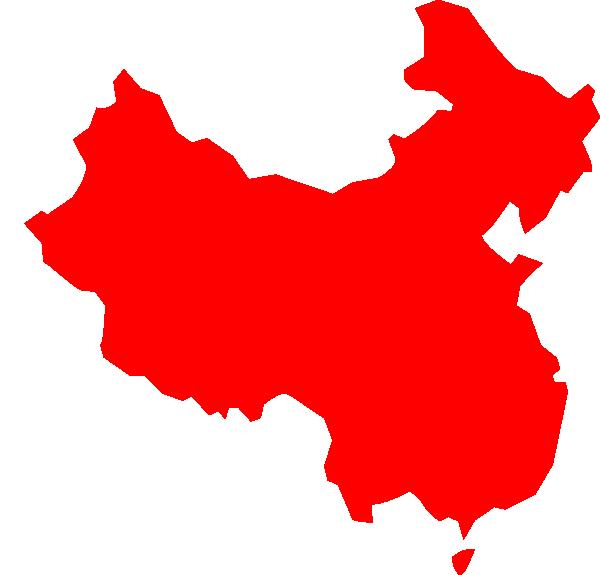 600x575 China Clip Art