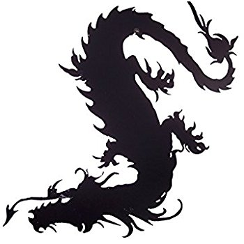 350x350 Chinese Dragon Metal Wall Art Home Decor Home Amp Kitchen