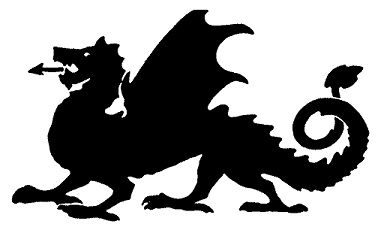 381x230 Dragon En Ombres Chinoises Theatre D`ombres Silhouettes