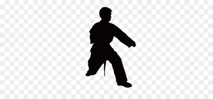 900x420 Silhouette Taekwondo Chinese Martial Arts Karate