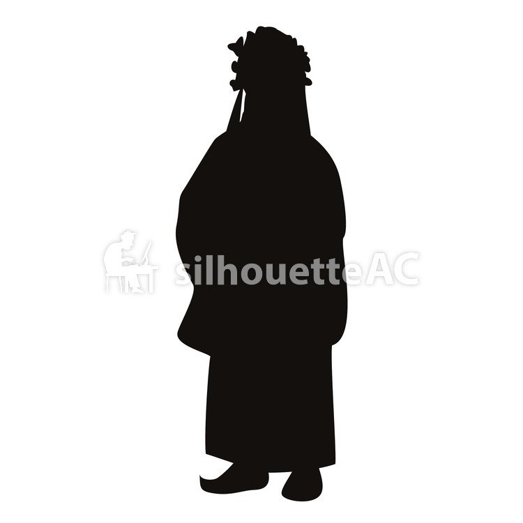 750x750 Free Silhouette Vector Icon, Simple, Pause