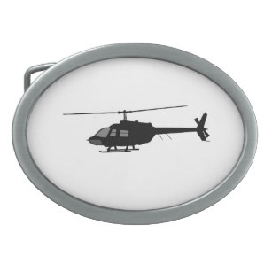 307x307 Helicopter Belt Buckles Zazzle