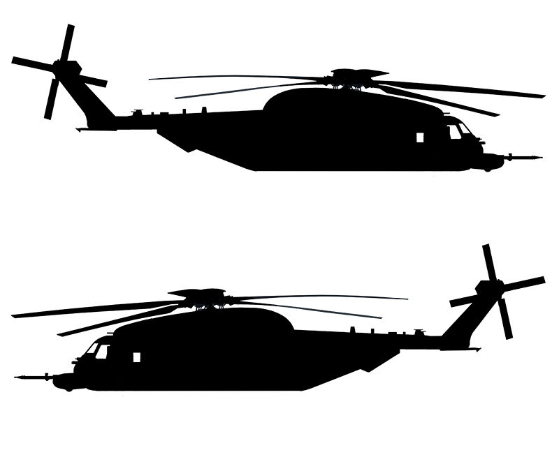 800x645 Sikorsky Mh 53 Pave Low
