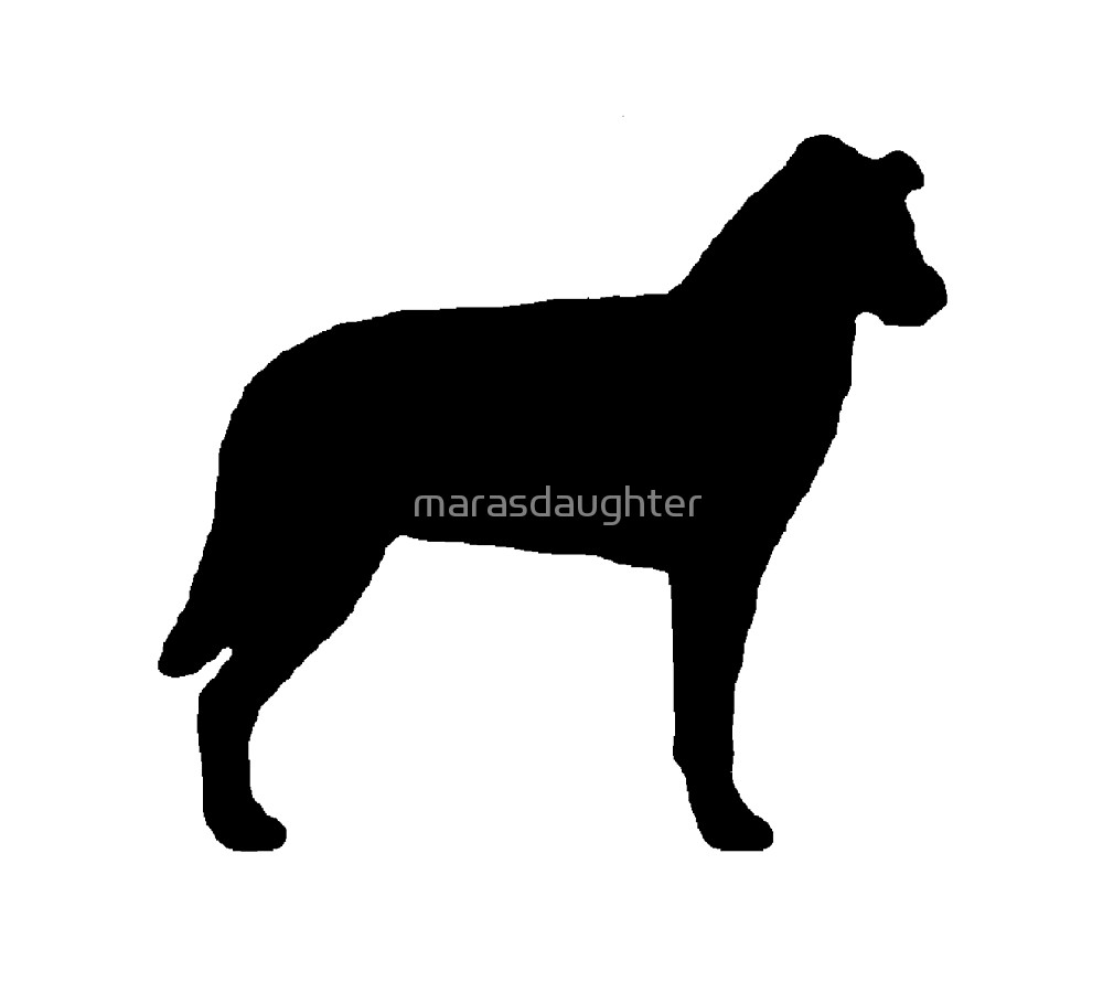 1000x899 Chinook Silhouette By Marasdaughter Redbubble