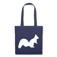 190x190 Vigilant Squirrel Chipmunk Silhouette By Zombie Penguin Spreadshirt