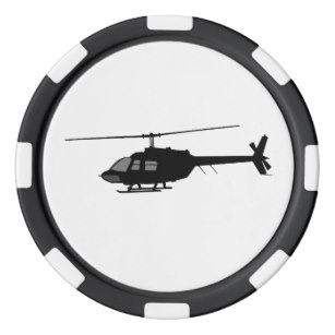 307x307 Helicopter Silhouette Home Decor Amp Pets Products Zazzle