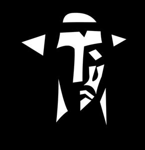 Christ Silhouette Clip Art