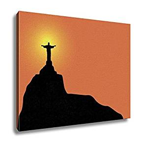 Christ The Redeemer Silhouette