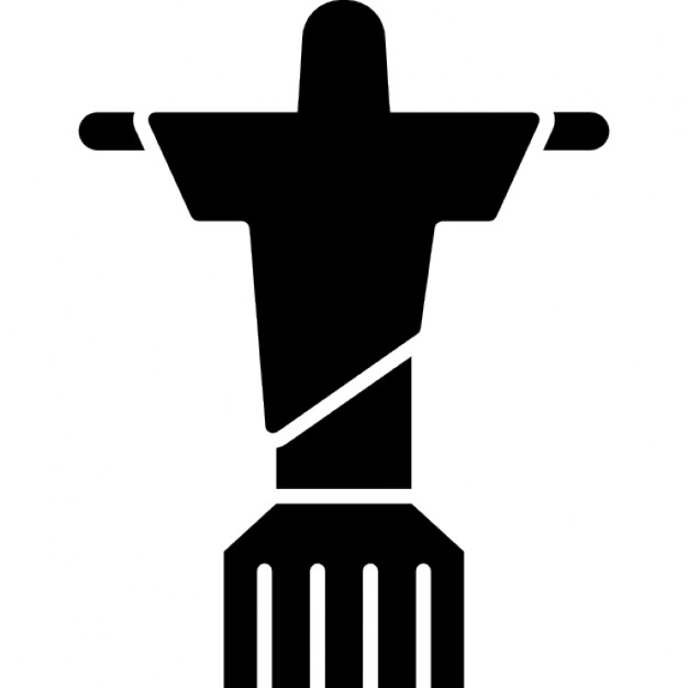 626x626 Brazil Sculpture Of Christ The Redeemer Icons Free Download