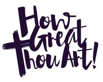 340x270 How Great Thou Art Christian Svg Cross Svg Religious Svg