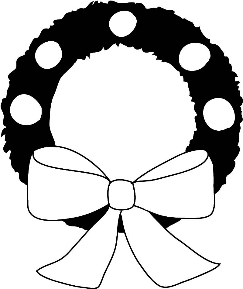 Christmas Bell Silhouette At GetDrawings