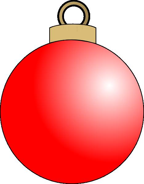 468x596 Ball Ornament Clip Art