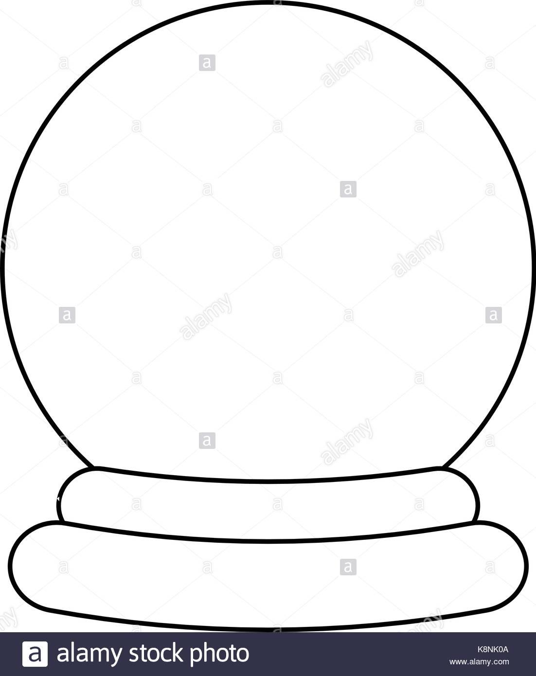 1102x1390 Christmas Snowglobe Cartoon Silhouette Design, Icon, Symbol