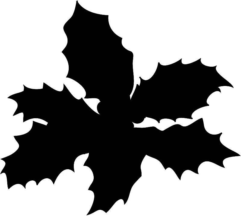 800x716 Christmas Silhouette Clip Art Halloween Amp Holidays Wizard