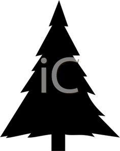 236x296 Printable Christmas Templates, Shapes And Silhouettes Christmas