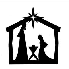 236x236 Best Photos Of Christmas Nativity Silhouette Clip Art