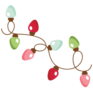300x300 Christmas Lights Svg My Miss Kate Cuttables