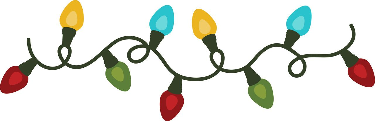 Christmas Light Silhouette At Getdrawings Com Free For